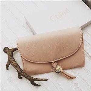 New Chloe clutch/wristlet